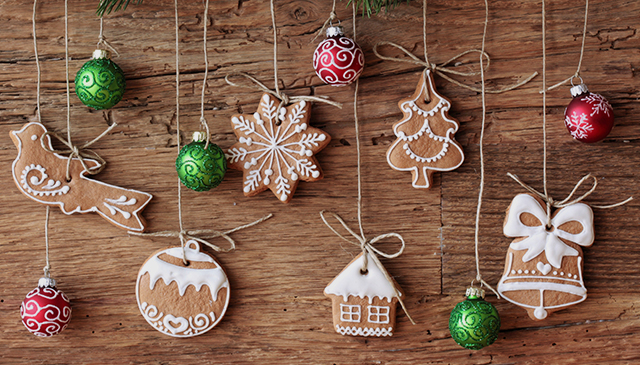 DIY Christbaum- Schmuck